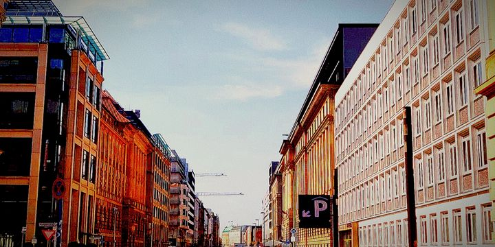 Berlin, Germany - Buildings - City View Photographs