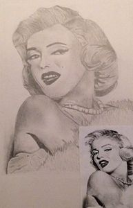 One Off Marilyn Monrow Piece