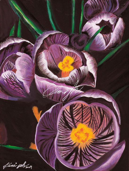 紫緣 PURPLE - Kimi Yeh