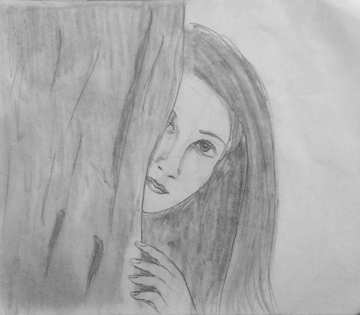 Girl sketch - My