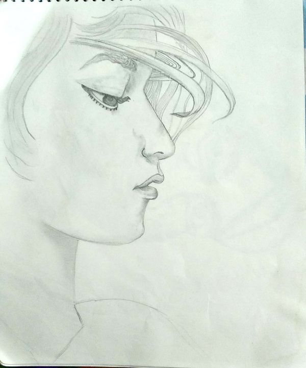 Roman girl - My