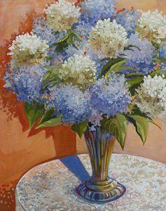 Alloy Vase