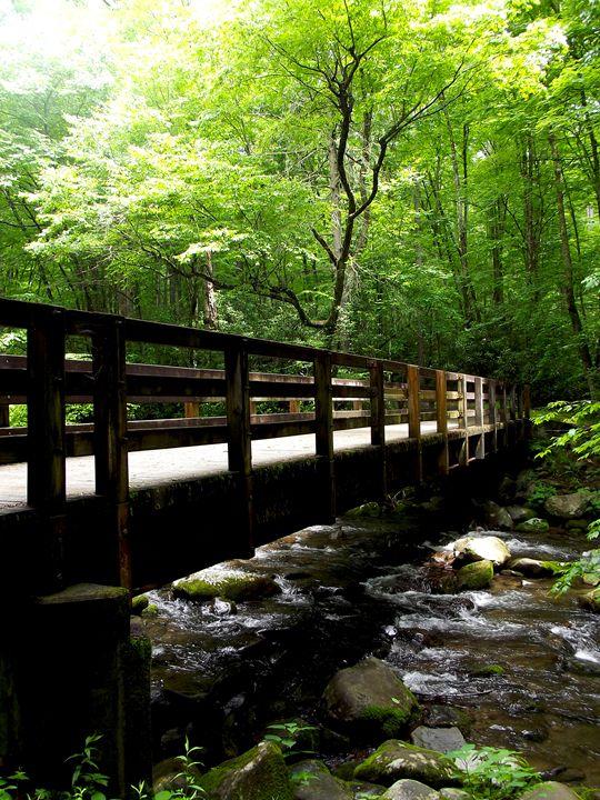 Bridging the Gap - Russell Clenney Digital Art