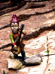 The Gnome Song - Russell Clenney Digital Art
