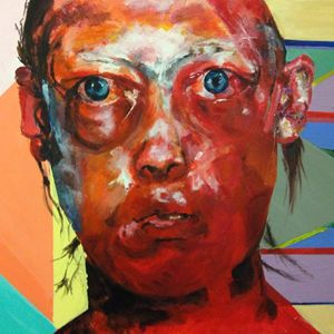 Reproduction of Jenny Saville