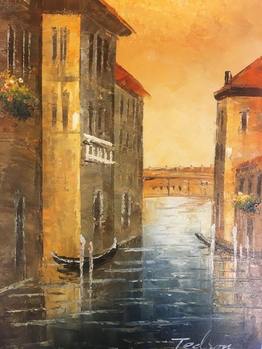 Venice by Tedson - Old City Fine Art & More