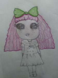 Chibi-sweet girl