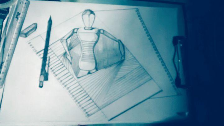 3D ... - Pencil Drawings..