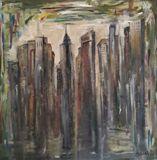 Original New York City Painting