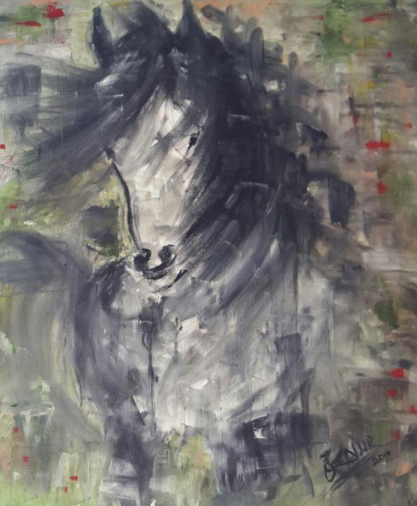 Lukas - Unicorn