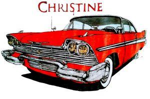 Christine the car
