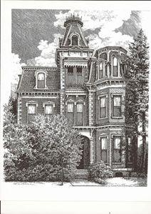 Victorian House - Miller's Pen