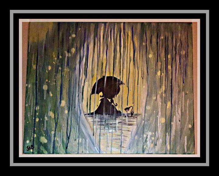 Rainy day - Esiret Art