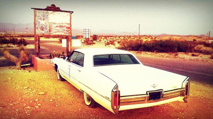 Cadillac Sunset - Bluehorse Designs