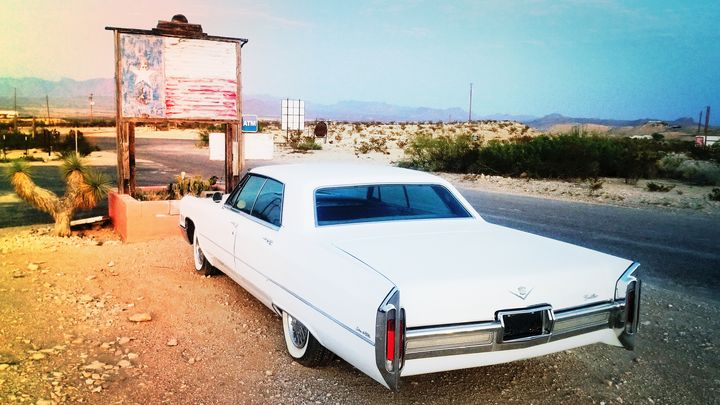 Cadillac Sunset # 2 - Bluehorse Designs