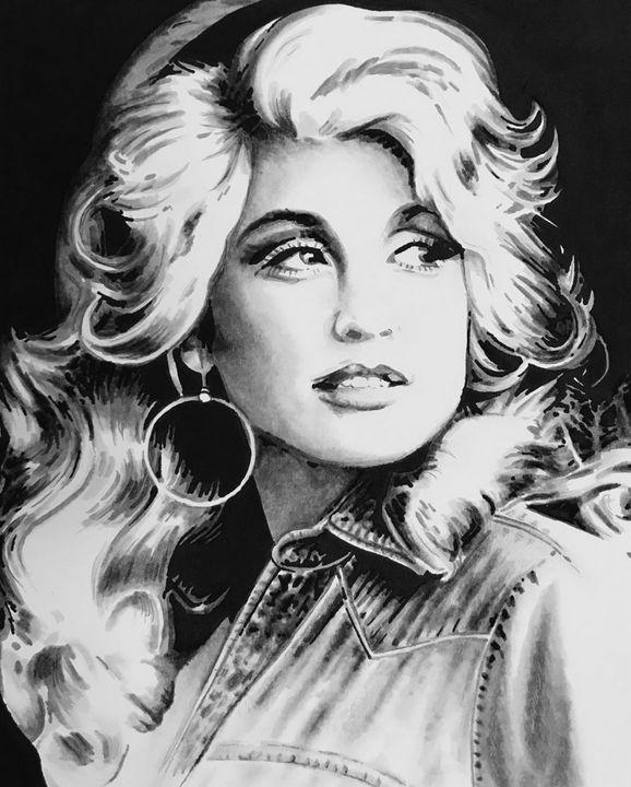 Dolly Parton - Kristina Darling