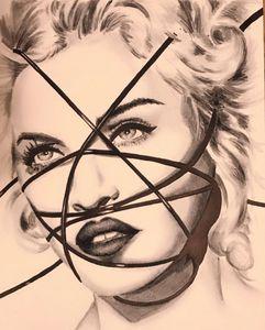 Madonna original artwork