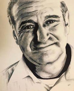 Robin Williams Original Portrait