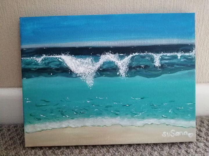 Waves - Passion Art