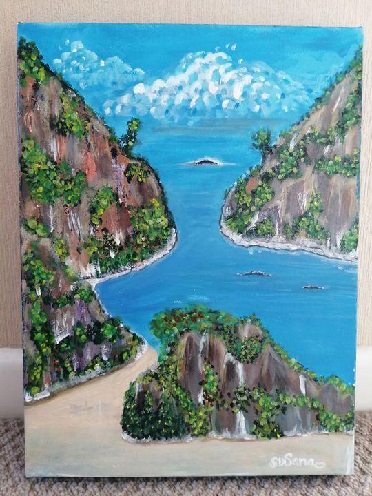 Island - Passion Art