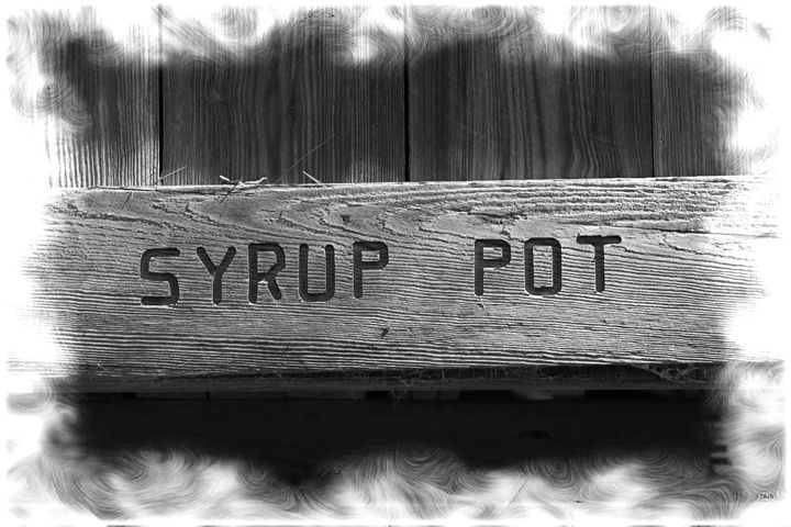 Syrup Pot - Gypsy Light Photography