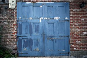 Blue Doors of NOLA - Gypsy Light Photography