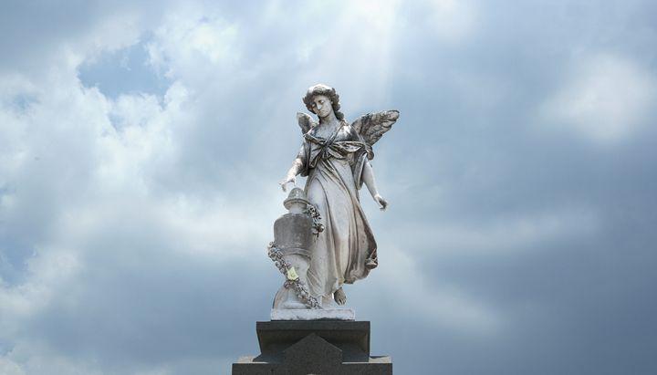 The Angel - Gypsy Jos Art