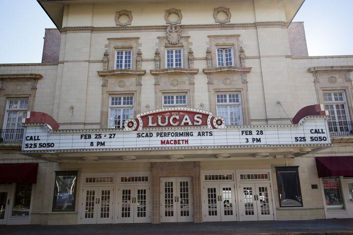 Lucas Theatre, Savannah GA - Gypsy Jos Art