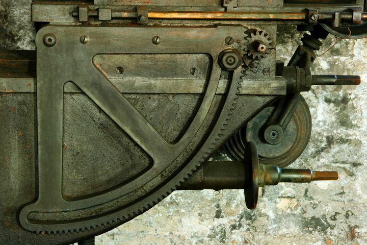 Detail Study #7 Blacksmith shop - Gypsy Jos Art