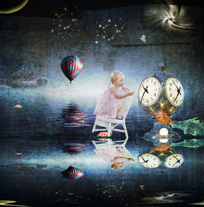 The Great Adventure - Gypsy Jos Art