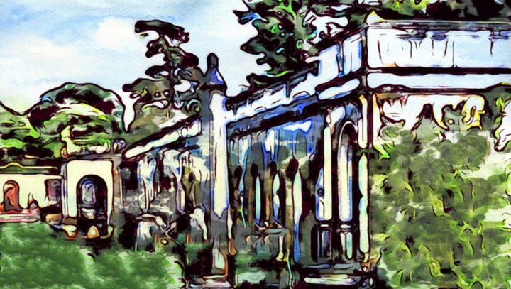 """""""The Arboretum"""" - Prints by Michel"""