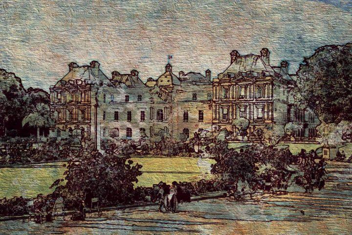 Palais Français - Prints by Michel