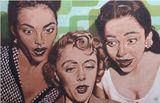 3 portrait de femmes