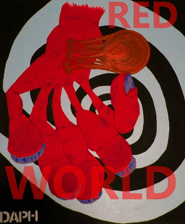 Out of this RED World - DAPH