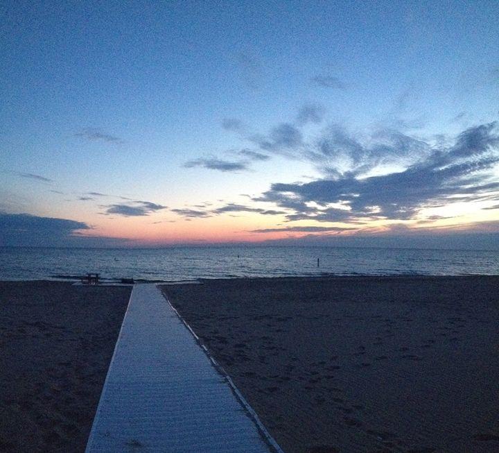 Lake Michigan - Artsy Fawn