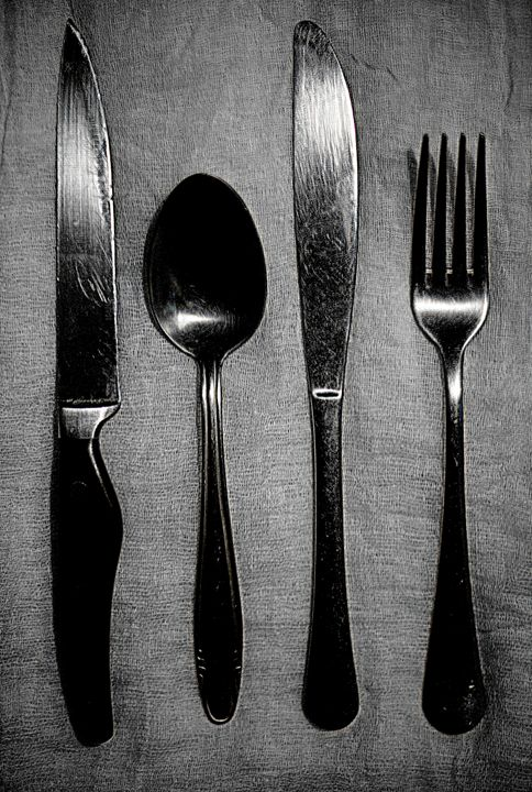 Knives, spoons and forks - muskevich