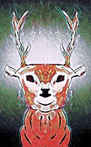 Whitetail Deer - Robert Yancey