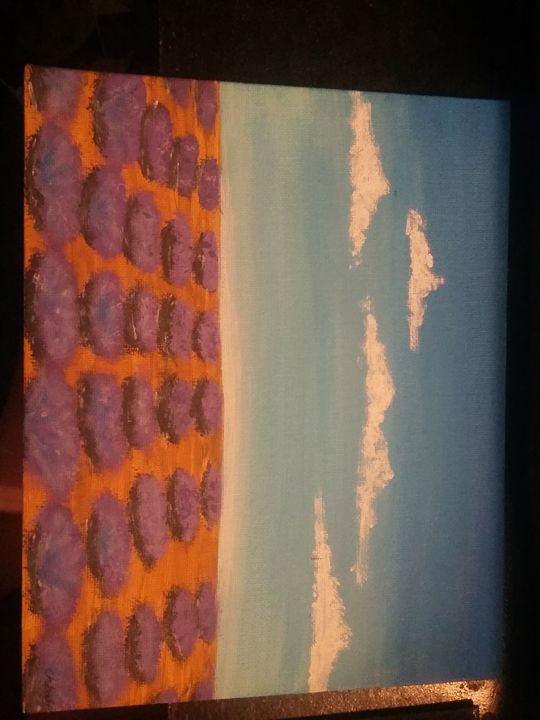 Lavender Fields - ChelsArt