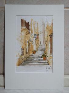 Street in Birgu