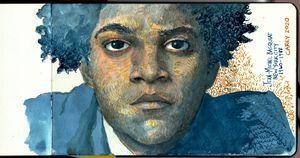 Jean-Michel Basquiat - Rob Carey Art