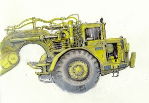 Heavy Duty - Rob Carey Art