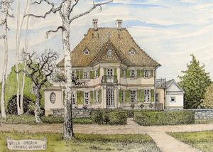 Villa Umbach - Rob Carey Art