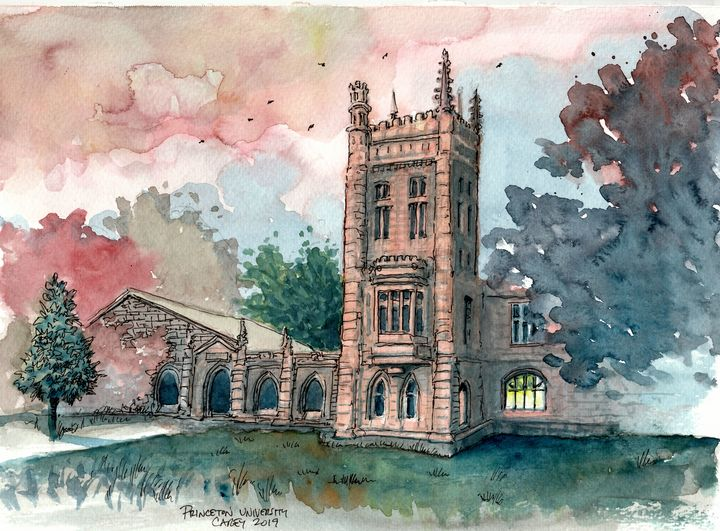 Princeton University - Rob Carey Art