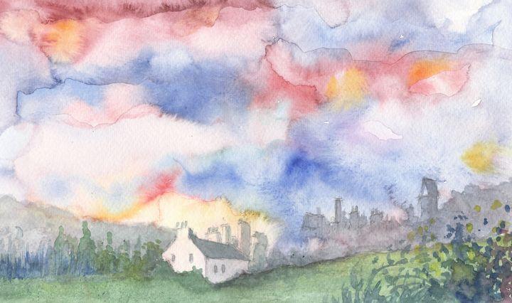 Sunrise - Rob Carey Art