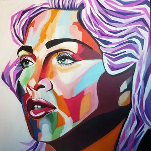 """Madonna """"popart"""""""