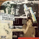 original artwork paper collage