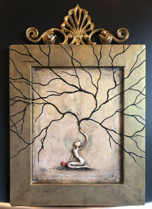 Eve - Angel B Coleman Art