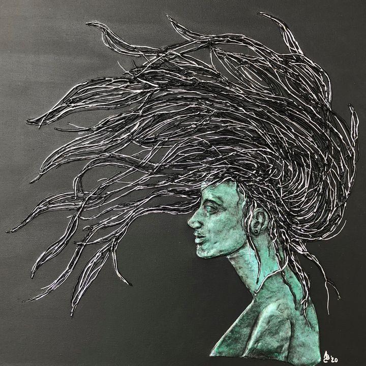 Fortitude - Angel B Coleman Art