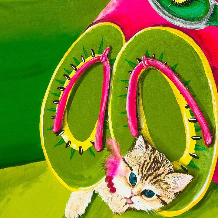 Summer joy - Cats Love Shoes