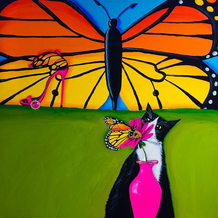 Sensitiviness - Cats Love Shoes